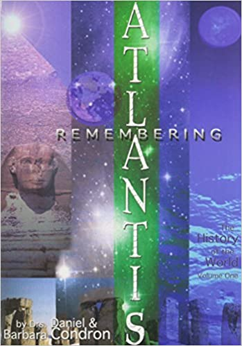 Book Remembering Atlantis: The History of the World by Daniel Condron (2002-01-01)