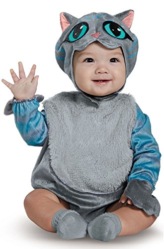 Disney Baby's Cheshire Cat Costume, Multi, 6-12 -