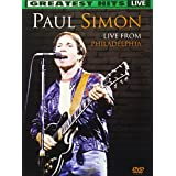 PAUL SIMON - LIVE FROM PHILDELPHIA