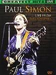 PAUL SIMON - LIVE FROM PHILDELPHIA