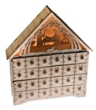 """Nativity Scene Advent Calendar by Clever Creations 