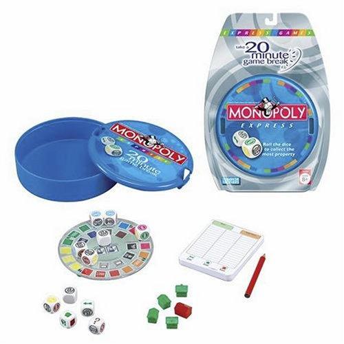 - Hasbro Monopoly Express