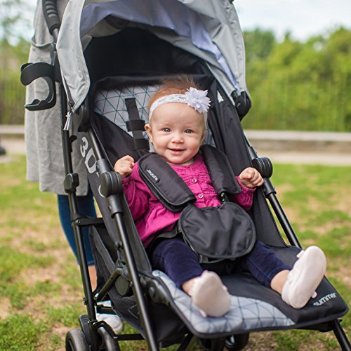 Summer Infant 3D-one Convenience Stroller, Flint Grey