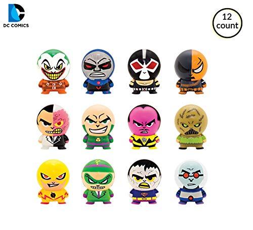 DC Comics Villain Buildables Figurines Novelty Party Vending Toys - 12 -