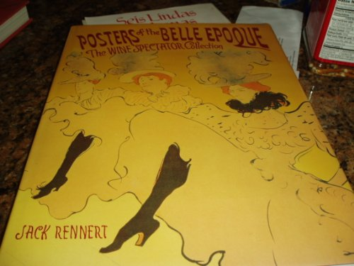 Posters of The Belle Epoque by Rizzoli