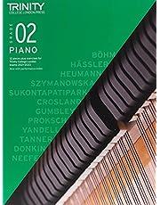Trinity College London Piano Exam Pieces Plus Exercises 2021-2023: Grade 2