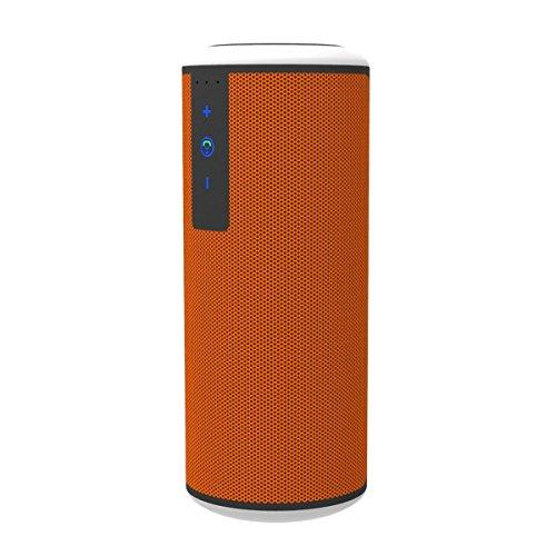 Great Features Of Trendwoo Bluetooth Waterproof Speaker Outdoor Speakers with Subwoofer 15 Hours Pla...