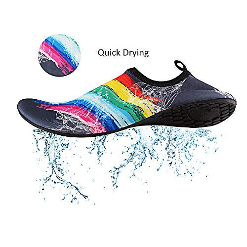 for Men Swimming Yoga Water Sock Dry and Snorkeling Quick Barefoot for Shoes Women Aqua Shoes Surf Ts2 TOPSION Beach qXE6x1F1