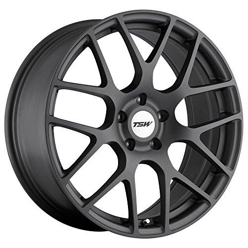 TSW Alloy Wheels Nurburgring Matte Gunmetal Wheel (19x8.5