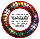 Superior Threads SuperBobs Bottom Line Thread L-Style Cardboard 118 yds Bobbins 35-Pack Set with Bobbinsaver SBD-35