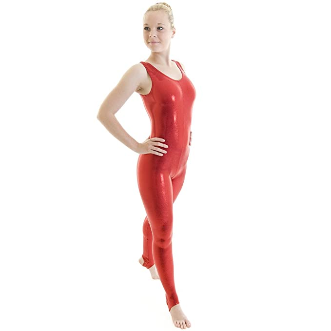 Dance Gear Rachel Women/'s Nylon Lycra Short Sleeved Catsuit