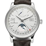 Jaeger LeCoultre Master Control Automatic-self-Wind Male Watch 151.84.2A (Certified Pre-Owned)