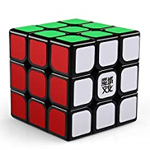 Coogam Moyu Aolong V2 Speed Cube 3x3 Enhanced Version Puzzle Cube Black