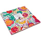 """Painted Garden Layer Cake, 42-10"""" Precut Fabric Quilt Squares By Crystal Manning"""