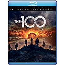The 100: The Complete Fourth Season [Blu-ray]