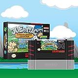 Retro-Bit Joe & Mac: Ultimate Caveman Collection SNES Cartridge - Super NES;