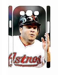 Creative Custom Fashion Sports Guy Shot Handmade Cell Phone Case for Samsung Galaxy S3 I9300