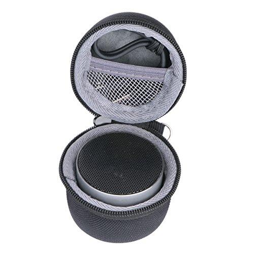 Hard Travel Case for LectroFan Micro Wireless Sleep Sound Machine Bluetooth Speaker Fan Sounds by co2CREA (Size S)