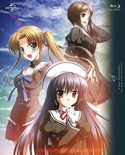 Animation - Ef A Tale Of Melodies. Blu-Ray Box (3BDS) [Japan LTD BD] GNXA-1080