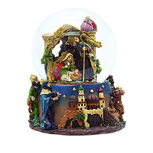Nativity Musical Water - 9