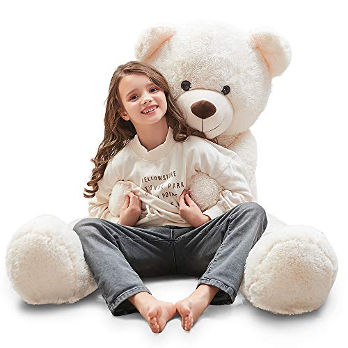 MaoGoLan 55 Inch Giant Teddy Bears Big
