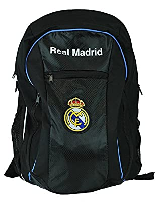 Real Madrid C.F. Authentic Official Licensed Product Soccer Backpack