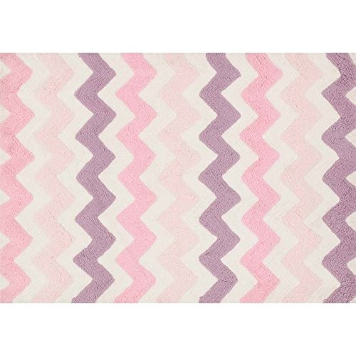 Amazon Com Loloi Rugs Lola Shag Collection Pink Purple