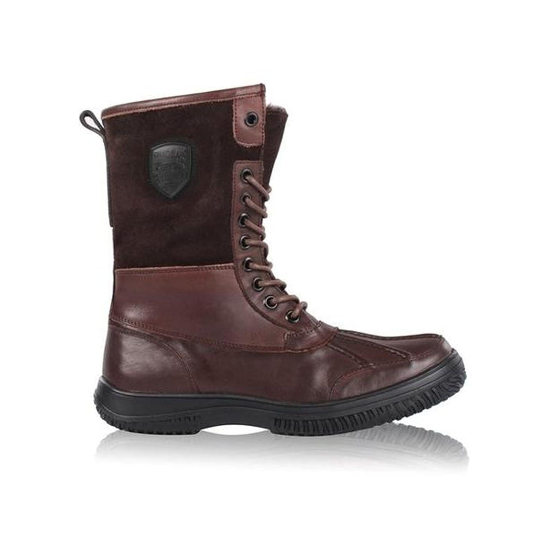 Men's Rudsak Bono Boot - Dark Brown (42)