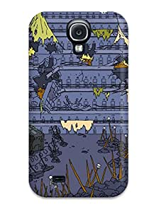 High Impact Dirt/shock Proof Case Cover For Galaxy S4 (adult Swim Cartoon)