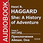 She [Russian Edition]: A History of Adventure | Henri Rider Haggard