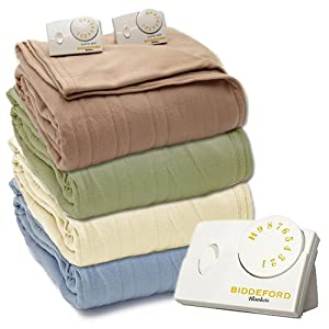 Biddeford Blankets, LLC Comfort Knit Heated Blanket by Biddeford Blankets, LLC