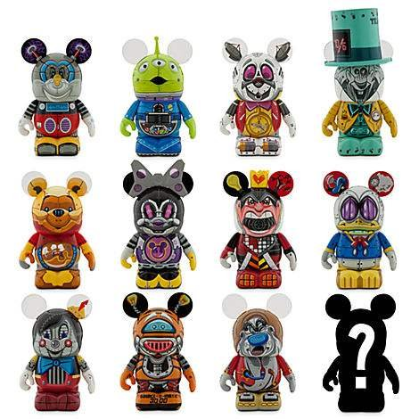 Robots Series 3 (1) Unopened Mystery Box Disney Vinylmation 3