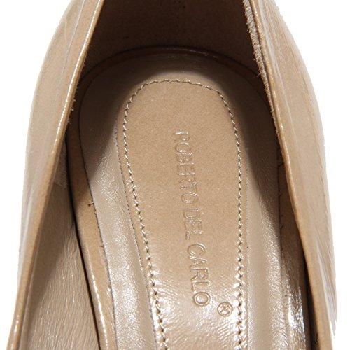 Decollete Beige 80103 Ellen Scarpa Donna Shoes Roberto Del Vogue Women Carlo G ptwRUPq