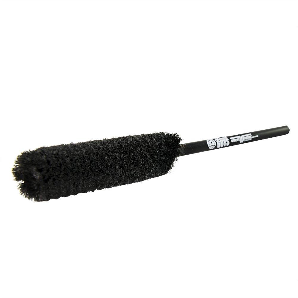 Chemical Guys Acc_M10 Wheel Woolies Wheel Brushes (3 Brushes)