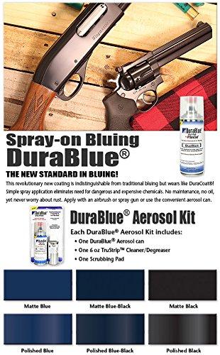 Amazon Durablue Aerosol Kit Polished Black Sports Outdoors