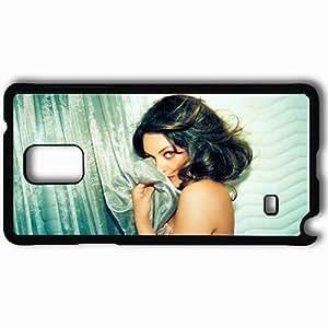 Personalized Samsung Note 4 Cell phone Case/Cover Skin Amazing Babe Eli Sguardianangel Versionone Octoberwednesday Black