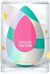 BEAUTYBLENDER Limited Edition AURORA Makeup Sponge for Liquid Foundations, Primers, Powders & Creams, Cruelty Free, Vegan and Made in the USA