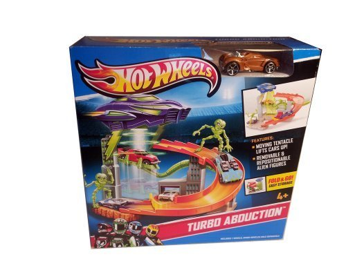 Hot Wheels City Rinse & Race