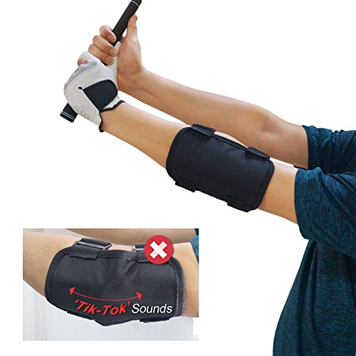 Golf Training Aids Elbow Correction Straight Practice Golf Swing Trainer
