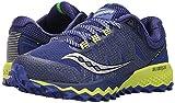 Saucony Women's Peregrine 7 Running Shoe, Blue