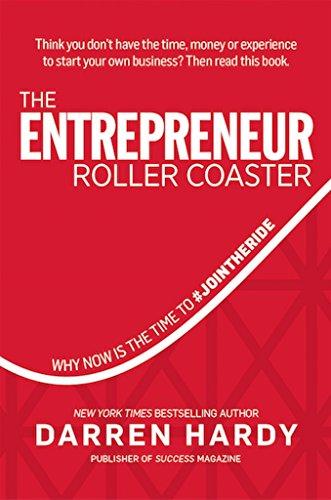 Entrepreneur Roller Coaster Time Join ebook