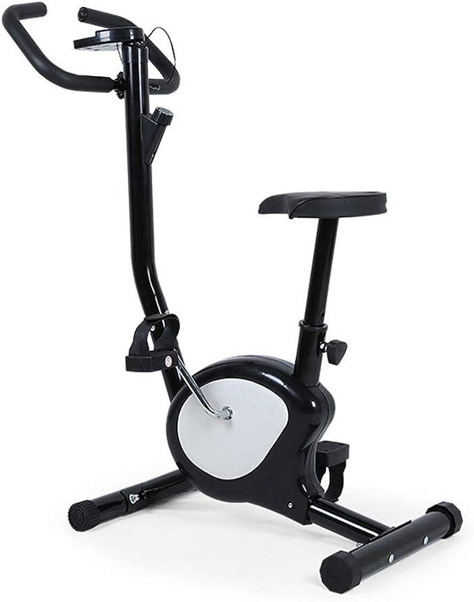 YMXLXL F-Bike, Bicicleta EstáTica con Sensores De Pulso De Mano, con/Sin Respaldo, Plegable, Unisex: Amazon.es: Hogar