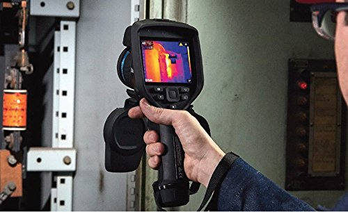 FLIR E95-KIT-24-14 Advanced Thermal Imaging Camera with 464 x 348 IR Resolution, 24 and 14 Degree Lenses