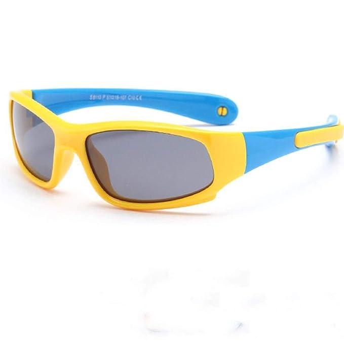 MOJINGLIN Gafas De Sol Bebés Bebé Niños Gafas De Sol ...