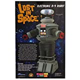 Lost In Space Electronic Lights & Sounds B9 Robot Golden Boy Edition