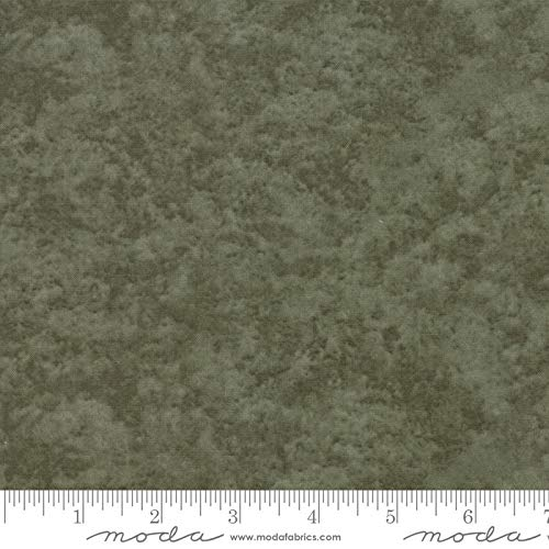 United Notions & Moda Fabrics Prairie Grass by Holly Taylor Quilt Fabric Blender Print Dark Grass 6538/168