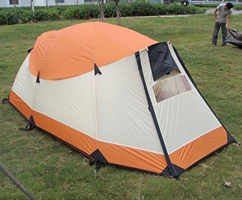 8 Person Tenaya Lake Fast Pitch Cabin Tent