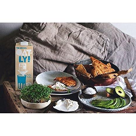 Oatly - Bebida de Avena - Pack de 6 (6 x 1 litro): Amazon.es: Alimentación y bebidas