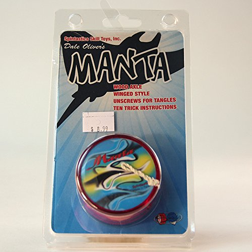 Spintastics Manta Ray Yo-Yo from Dale Ol - Manta Ray Yo Yo Shopping Results