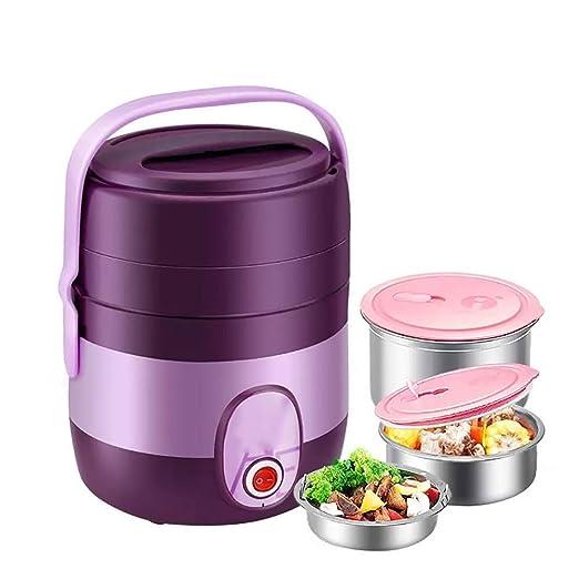 RANRANJJ 2L Mini Cocina de arroz, eléctrico de la Cocina de arroz ...